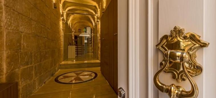 Hotel Valletta Merisi Suites: Lobby MALTA
