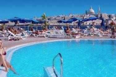 Hotel Top Countryline Fortina Spa Resort Sliema Malta: Sala de conferencias MALTA