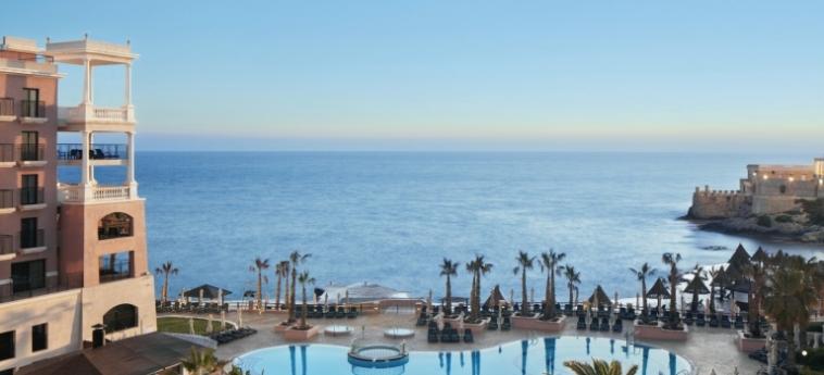 Hotel The Westin Dragonara Resort: Aussicht MALTA