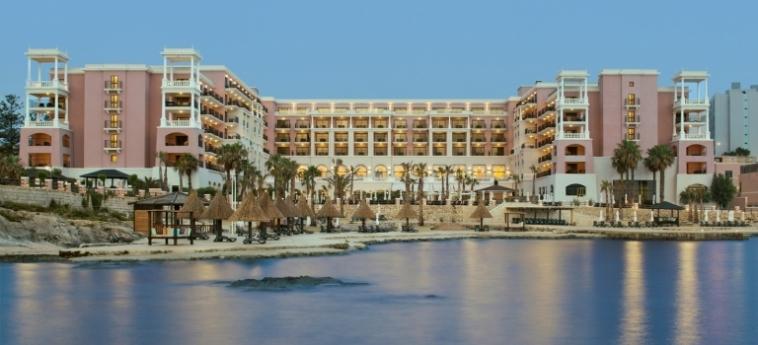 Hotel The Westin Dragonara Resort: Außen MALTA
