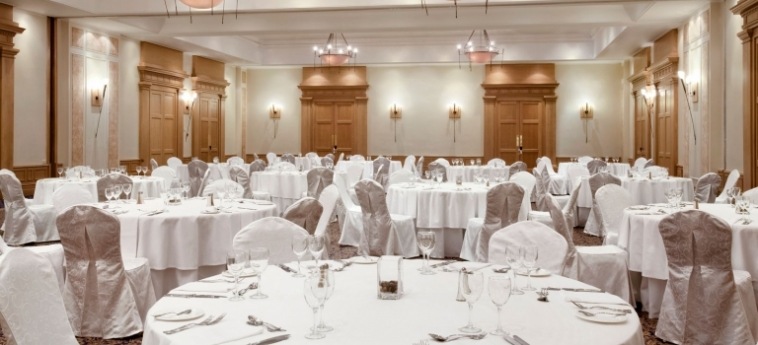 Hotel The Westin Dragonara Resort: Bankettsaal MALTA
