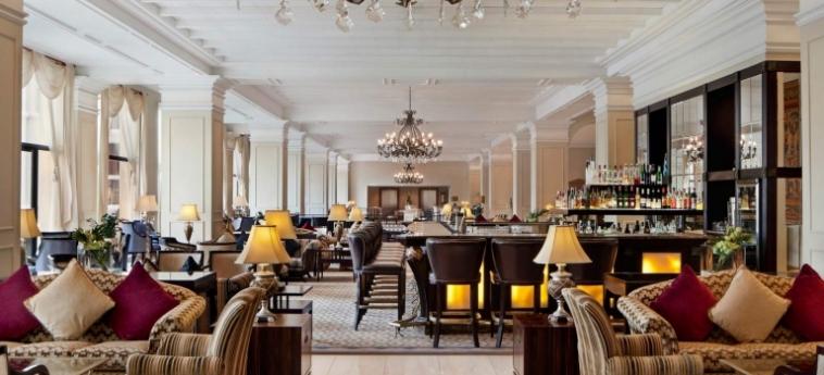 Hotel The Westin Dragonara Resort: Bar MALTA