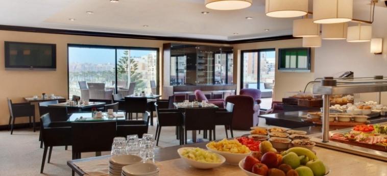 Hotel The Westin Dragonara Resort: Buffet MALTA