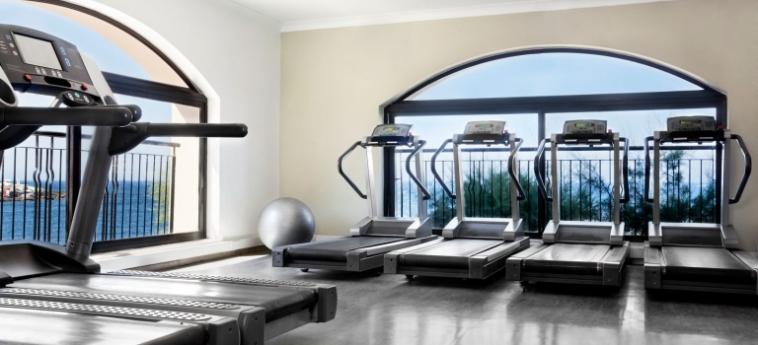 Hotel The Westin Dragonara Resort: Fitnesscenter MALTA
