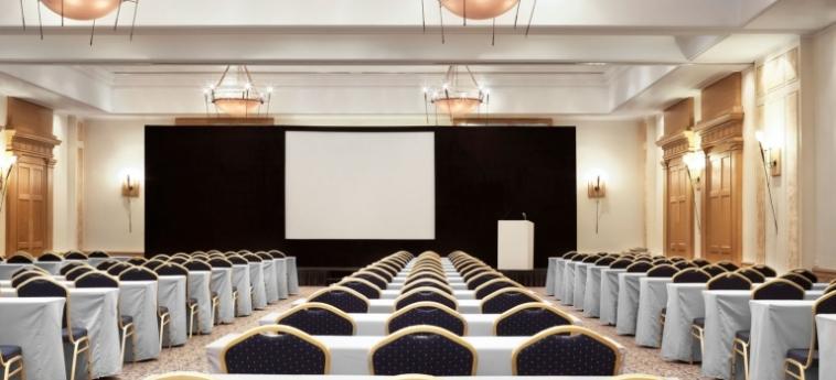 Hotel The Westin Dragonara Resort: Konferenzraum MALTA