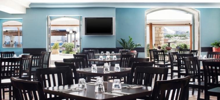 Hotel The Westin Dragonara Resort: Restaurant MALTA