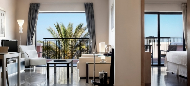 Hotel The Westin Dragonara Resort: Suite MALTA