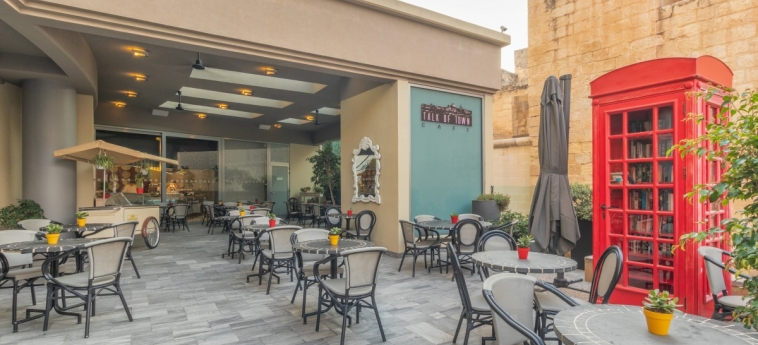 The Palace - Ax Hotels: Caffetteria MALTA