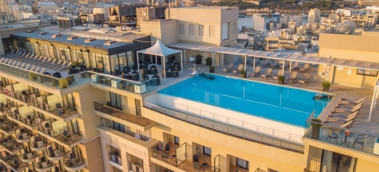 The Palace - Ax Hotels: Facade MALTA