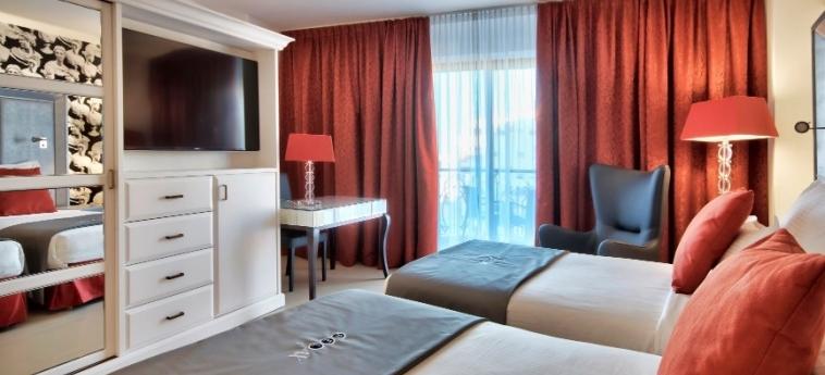 The Palace - Ax Hotels: Habitación de lujo MALTA