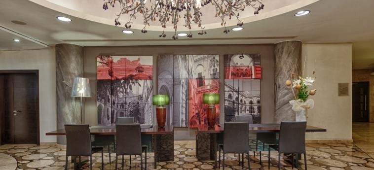 The Palace - Ax Hotels: Lobby MALTA