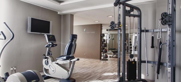 The Palace - Ax Hotels: Fitnesscenter MALTA