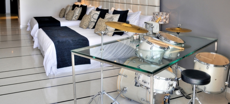 The Palace - Ax Hotels: Gastzimmer Blick MALTA