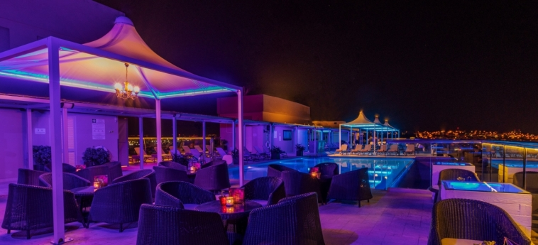 The Palace - Ax Hotels: Lounge MALTA