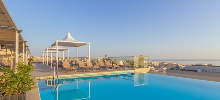 The Palace - Ax Hotels: Schwimmbad MALTA
