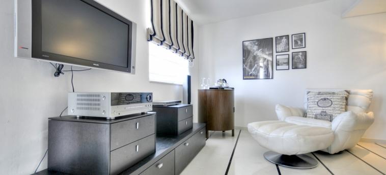 Hotel Ax The Palace: Living Room MALTA