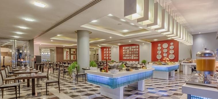 Hotel Ax The Palace: Restaurant MALTA