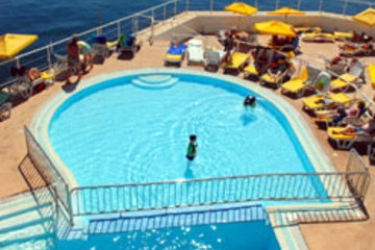 Hotel Fortina: Swimming Pool MALTA