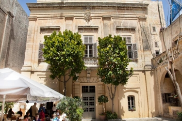 Hotel The Xara Palace Relais & Chateaux: Esterno MALTA