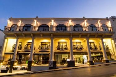 Solana Hotel & Spa: Extérieur MALTE