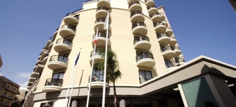 Hotel Ax The Palace: Extérieur MALTE