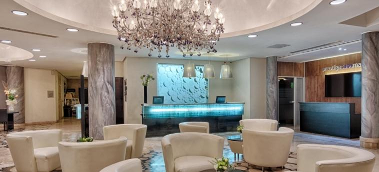 Hotel Ax The Palace: Reception MALTE