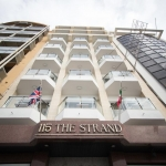 115 THE STRAND HOTEL & SUITES 3 Etoiles