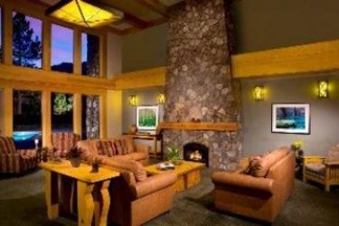 Hotel Juniper Springs Resort: Camera Matrimoniale/Doppia MAMMOTH LAKES (CA)