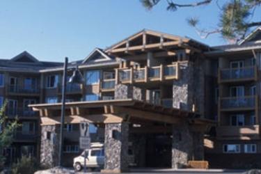 Hotel Juniper Springs Resort: Esterno MAMMOTH LAKES (CA)