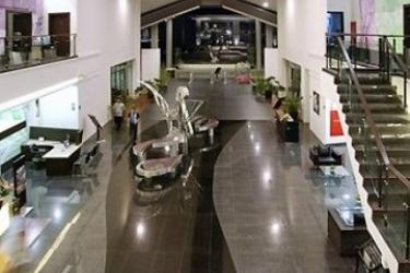 Hotel Novotel Manado Golf Resort And Conv Ctr: Hall MANADO