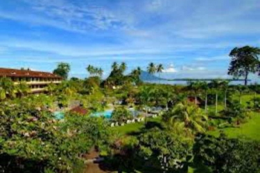 Hotel Grand Luley Resort: Exterieur MANADO