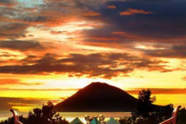Hotel Grand Luley Resort: Esterno MANADO