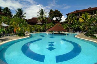Hotel Grand Luley Resort: Außenschwimmbad MANADO