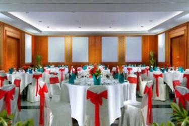 Hotel Grand Luley Resort: Konferenzraum MANADO