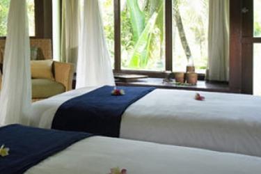 Hotel Kima Bajo: Schlafzimmer MANADO