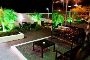Hotel Holiday Inn Manaus: Lobby MANAUS