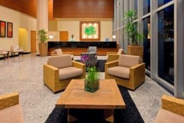 Hotel Holiday Inn Manaus: Sala MANAUS