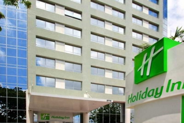Hotel Holiday Inn Manaus: Exterior MANAUS