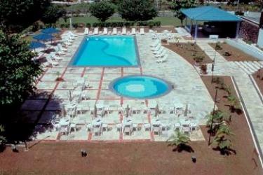 Hotel Novotel Manaus: Außenschwimmbad MANAUS