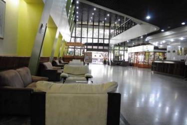 Taj Mahal Continental Hotel: Lobby MANAUS