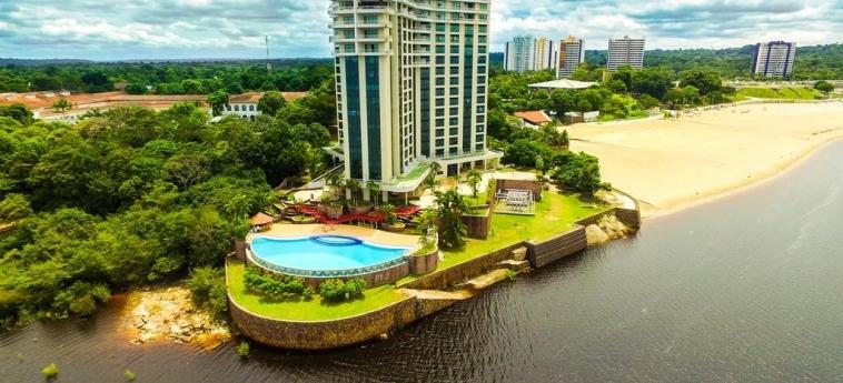 Hotel Wyndham Garden Manaus: Exterior MANAUS