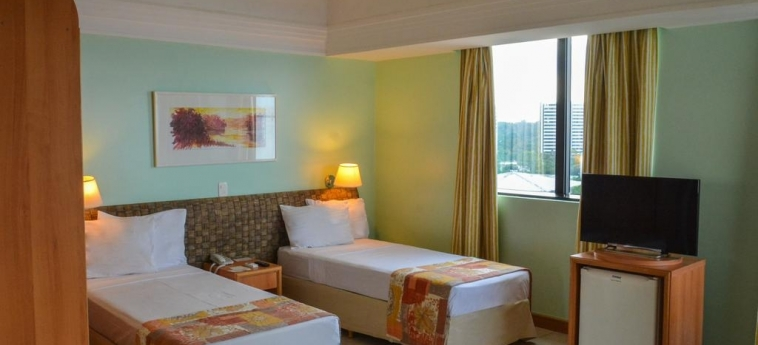 Hotel Wyndham Garden Manaus: Habitaciòn Gemela MANAUS