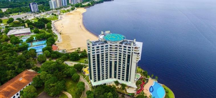Hotel Wyndham Garden Manaus: Paisaje MANAUS