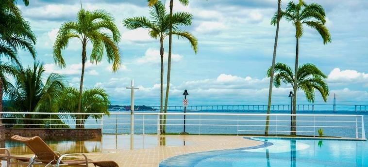 Hotel Wyndham Garden Manaus: Swimming Pool MANAUS