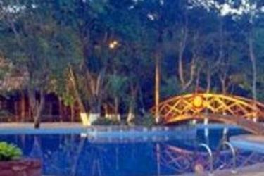 Hotel Tiwa Amazones Ecoresort: Outdoor Swimmingpool MANAUS