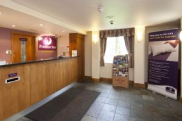 Hotel Premier Inn Manchester (Handforth): Habitaciòn Doble MANCHESTER