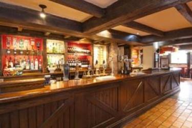 Hotel Premier Inn Manchester (Handforth): Sorgente Termale MANCHESTER