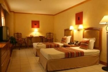 Executive Hotel Manila: Camera Matrimoniale/Doppia MANILA