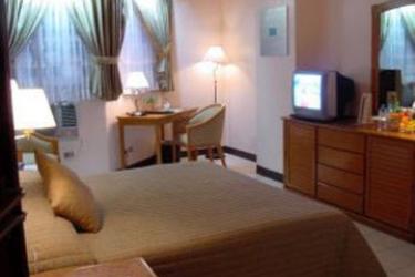 Executive Hotel Manila: Guest Room MANILA