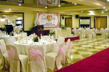 Executive Hotel Manila: Sala Banchetti MANILA